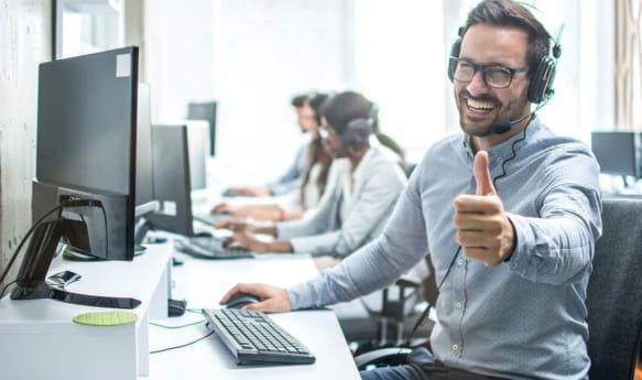 Convierte tu Call Center en un Smart Call Center con Alodesk