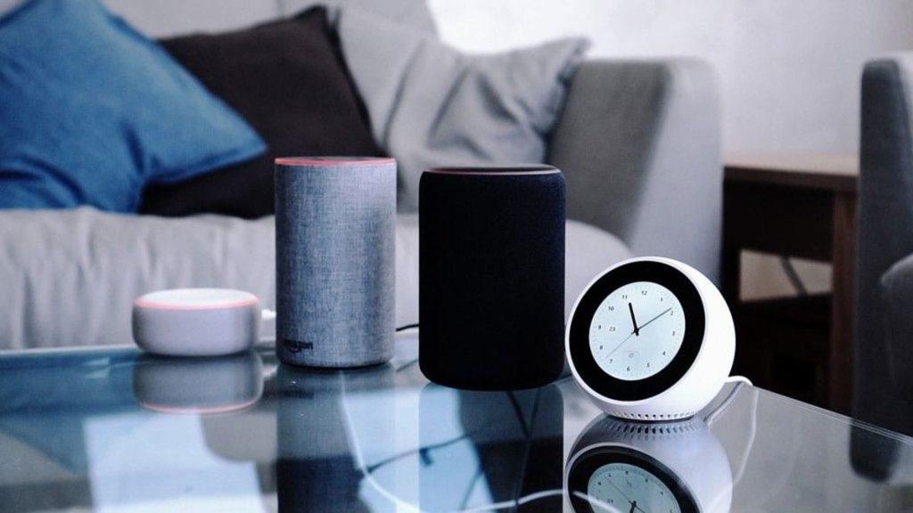 Los altavoces inteligentes son el hardware de más alto crecimiento